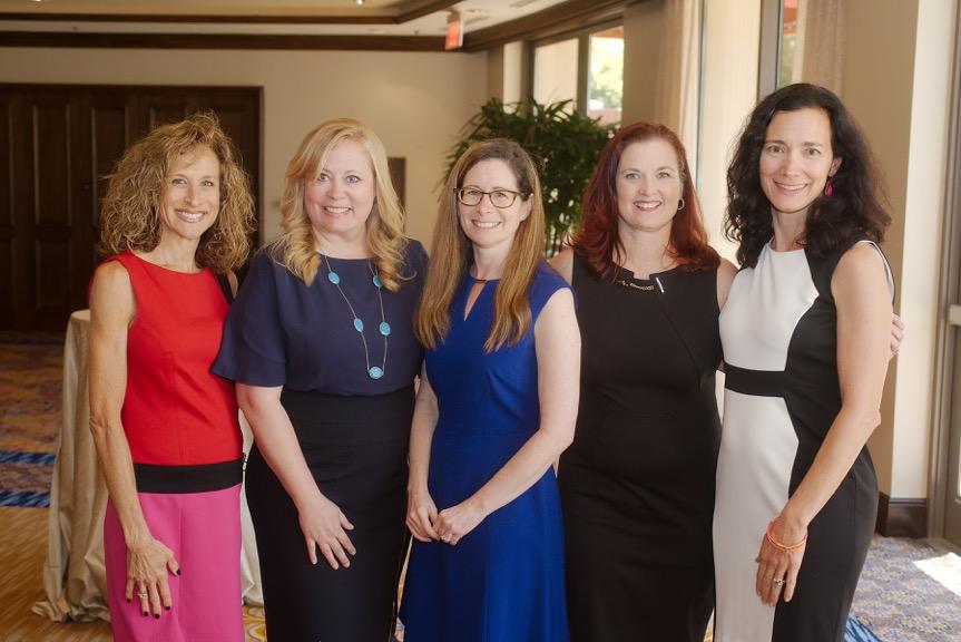 01 Kelly Topfer, Katy Lindsey, Pam Friedman, Rebecca Blaker, Kathy Katz