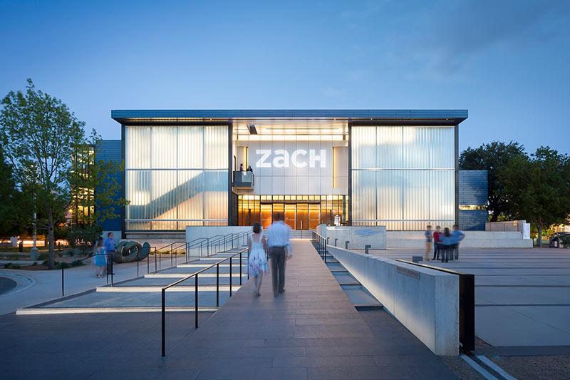 Zach Theater - Austin Texas