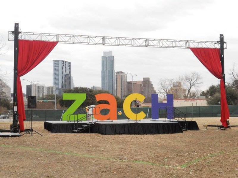 Zach Theater - Austin Texas